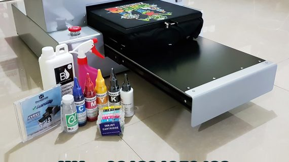 PRINTER DTG MESIN SABLON KAOS DIGITAL Solo