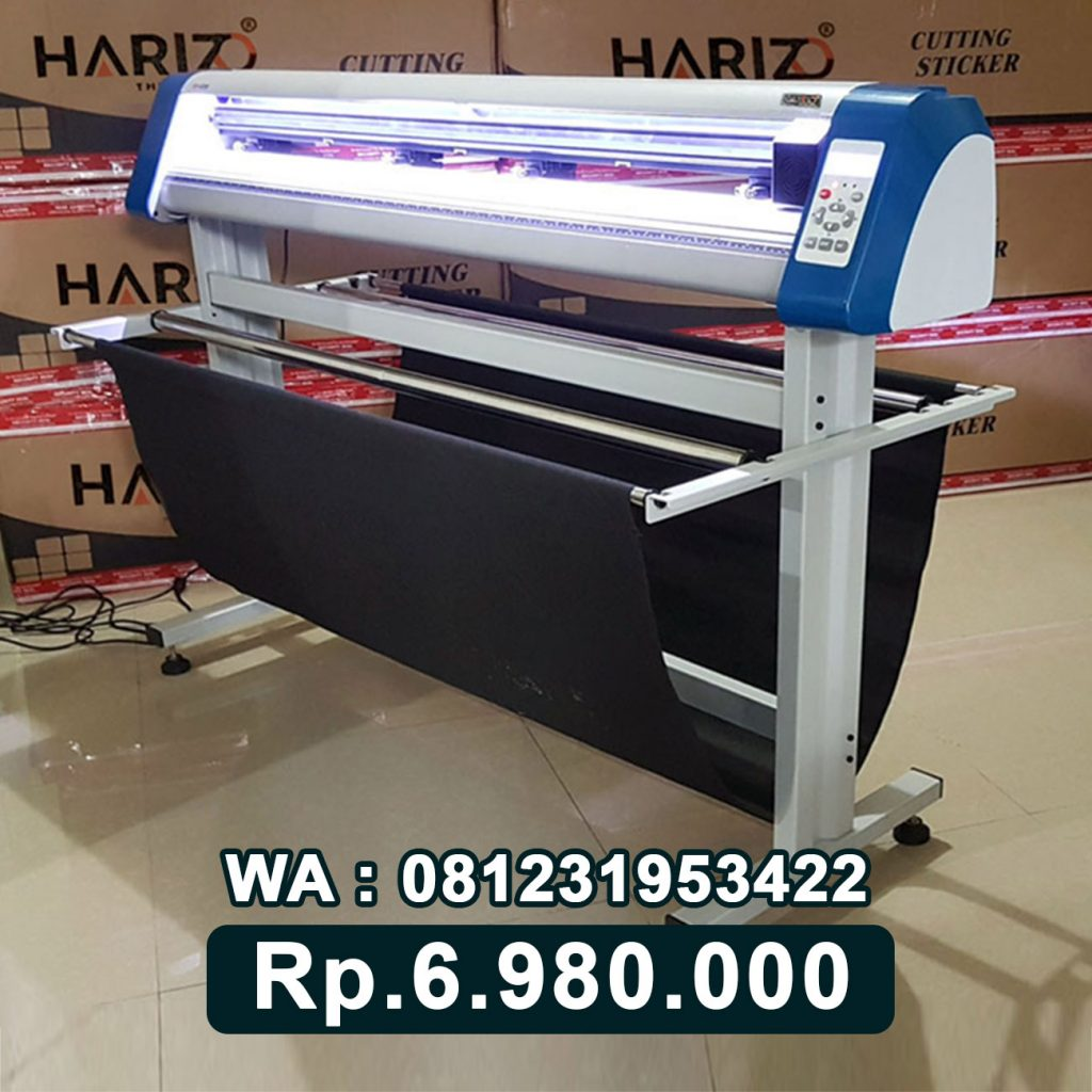 SUPPLIER MESIN CUTTING STICKER HARIZO 1350 Bima