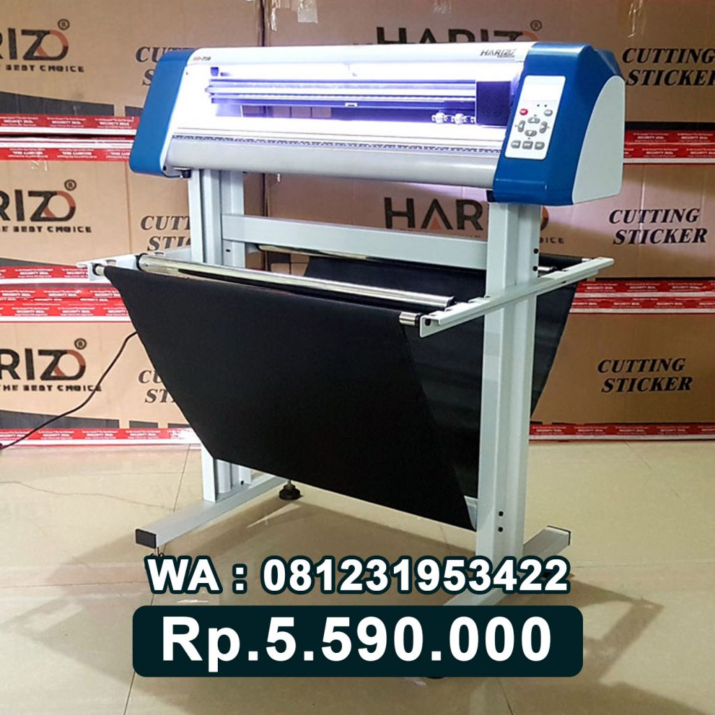 SUPPLIER MESIN CUTTING STICKER HARIZO 720 Tual