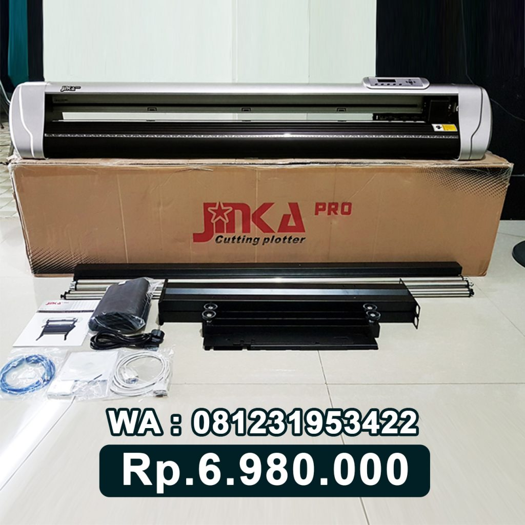 SUPPLIER MESIN CUTTING STICKER JINKA PRO 1351 LED Tebing Tinggi