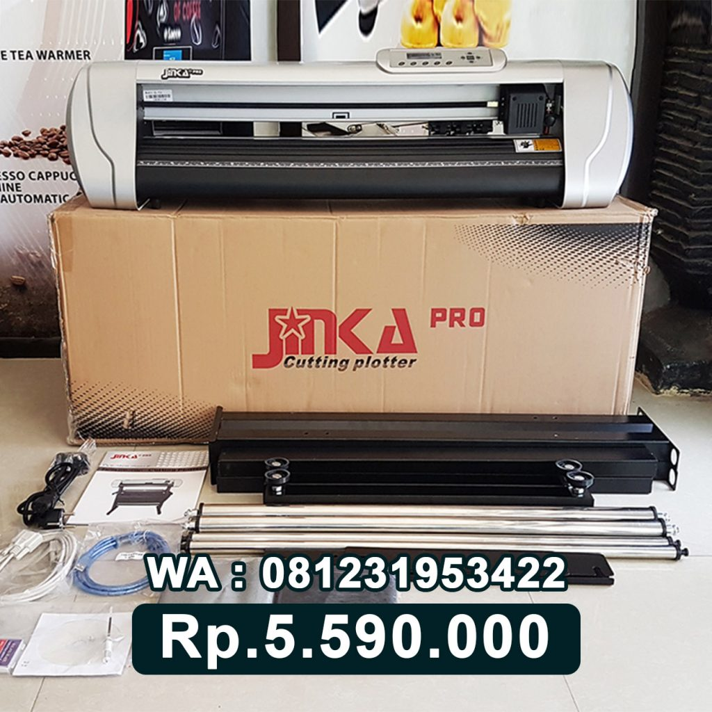 SUPPLIER MESIN CUTTING STICKER JINKA PRO 721 LED Luwu