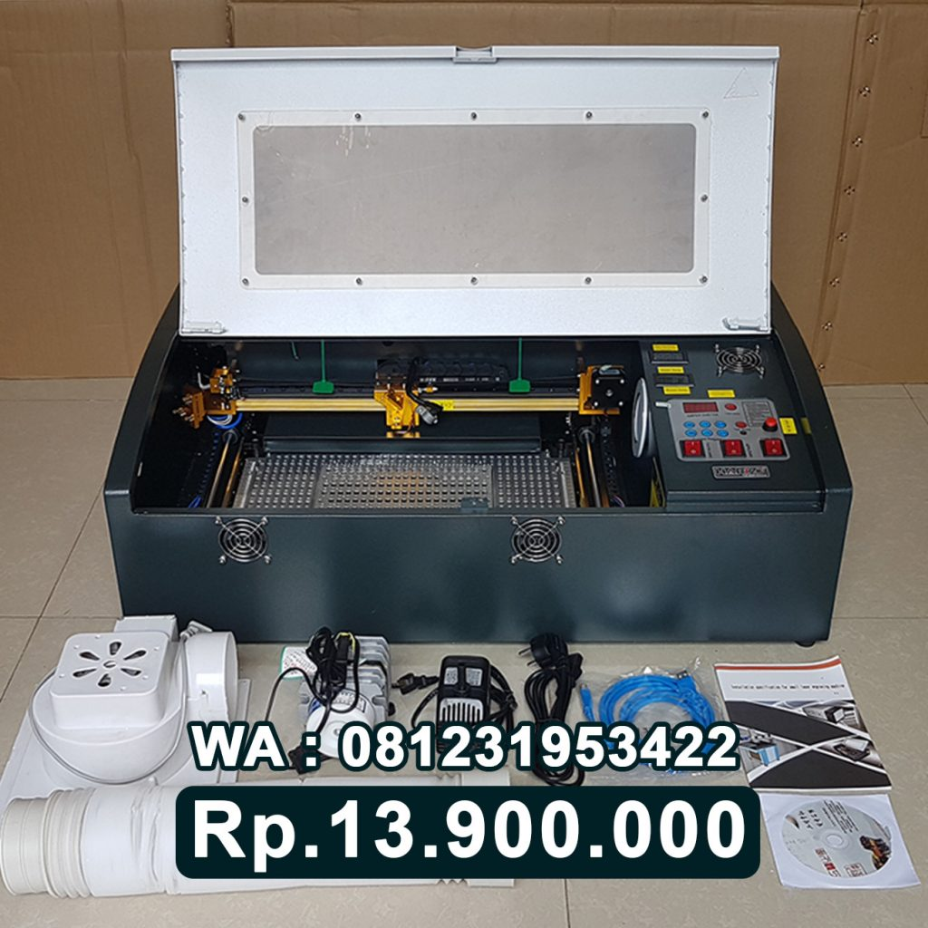 SUPPLIER MESIN LASER CUTTING AKRILIK 2030 ALAT GRAFIR ACRYLIC​ Riau