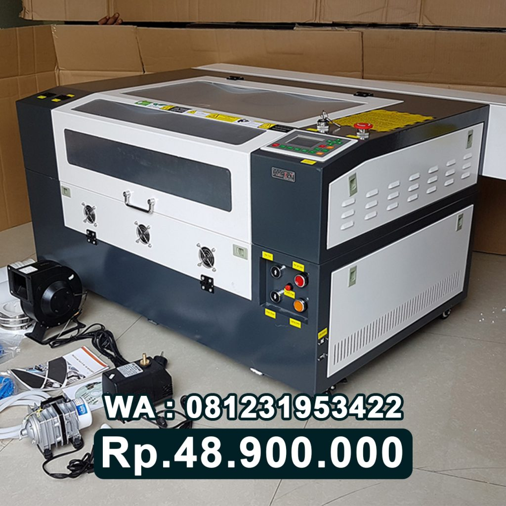 SUPPLIER MESIN LASER CUTTING AKRILIK 4060 ALAT GRAFIR ACRYLIC Madura