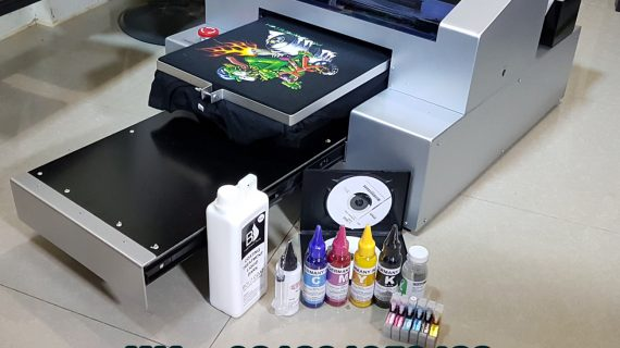 PRINTER DTG MESIN SABLON KAOS DIGITAL Tual